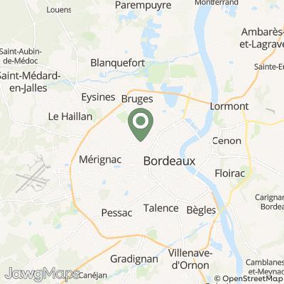 localisation de Domaine de LA CROIX