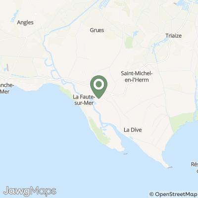localisation de Le Sas Tricot de Sandra